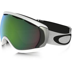 Oakley Canopy Snow Goggle Matte White/Prizm Jade Iridium